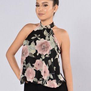 Fashion Nova Sleeveless Blouse